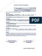 CONTRATO PRIVADO DE ALBAÑILERIA.docx