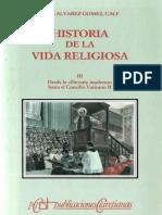 Jesús Alvarez Gómez - Historia De La Vida Religiosa - Volumen 3 - Desde La Devotio Moderna Hasta El Concilio Vaticano II.pdf