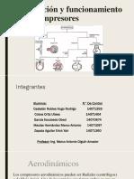 Clasificación y Funcionamiento de Los Compresores