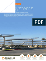 PV Carport With EV