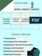 Programa de Asignatura de I.C. Científico