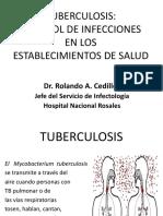 4-Control de Infecciones en Tuberculosis Dr Cedillos