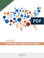 2017 Distressed Communities Index
