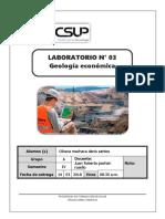 Geologia Economica Lab