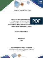 Informe Grupal Unidad 2 Grupo 52