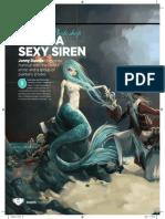 Tutorial Sexy Siren
