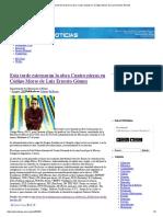 Noticias USB Esta Tarde Estrenan Cuatro Piezas en Codigo Morse de Luis Ernesto Gómez