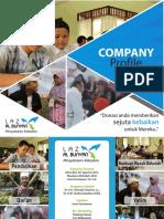Company Profil LAZ Al Bunyan 2017
