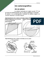 pract2 proyeccion estereografica