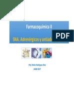 Clase Sna_andregergicos y Antiadrenergicos_2017