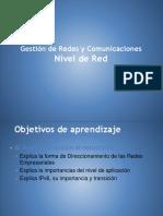 03 Nivel de Red