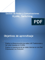 04 VLAN, Switching