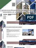 Invierte.pe . Programa de Inversiones Urbanas Final
