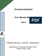 Economia Industrial - Aula 04