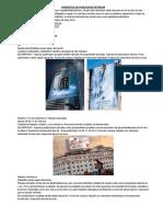 Medidas Comunes de Paneles Publicidad en Peru