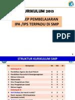 Konsep Pembelajaran IPA_IPS Terpadu_Mariati