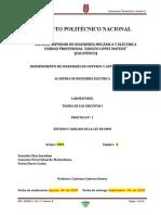 Practica 1-Ley de Ohm- ESIME Zacatenco