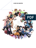 Pokémon - Livro Do Mestre - Biblioteca Élfica