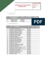 Lep-r-75038 Registro de Lista Maestra de Inf Documentada