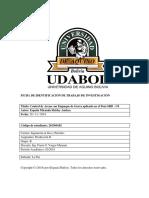Perfil de Proyecto Produccion II