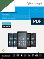 Ficha Tablet Android 7 Vorago PAD 7 V2