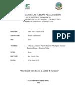 Tarea01_Informe Diseño Completamente Al Azar