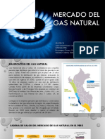 Mercado Del Gas Natural