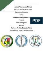 pirogeno endogeno