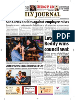 San Mateo Daily Journal 11-28-18 Edition