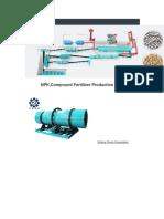 Npk Compound Fertilizer Production Lne