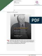 Lezione Urbinate con Piperno - Il Mascalzone.it, 26 novembre 2018