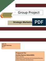 MKT 470 Presentation Slide