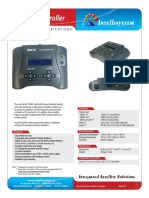 Intellisystem 3000 Controller - Integrated Satellite Solutions