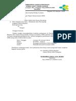 Surat Undangan Tim Pelatihan
