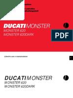 2006 Ducati Monster M620