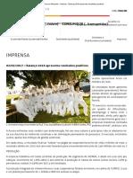 Aurora Alimentos - Notícias - Balanço 2016 Apresenta Resultados Positivos