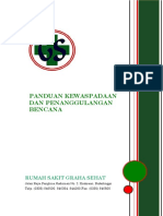 11210 - Panduan Kewaspadaan Dan Penanggulangan Bencana