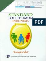 Standard Toilet Umum