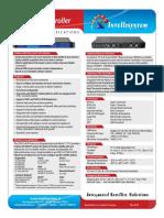 Intellisystem 7710 Controller - Integrated Satellite Solutions