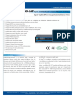 It Es5028 Im 4gs 16f Datasheet - INDUSTRIAL ETHERNET MANAGED SWITCHES