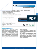It Es5028 Im 4gs 24f Datasheet - INDUSTRIAL ETHERNET MANAGED SWITCHES