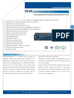 It Es5028 Im 4gs 2f Datasheet - INDUSTRIAL ETHERNET MANAGED SWITCHES