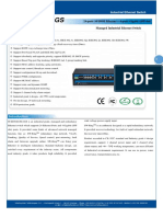 It Es5028 Im 4gs Datasheet - INDUSTRIAL ETHERNET MANAGED SWITCHES
