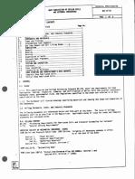 Análisis de Precios Unitarios Certificacion de Corredores de Ductos