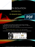 Tooth Isolation