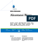 Modul Teks Akuntansi Biaya (Pertemuan XV).docx