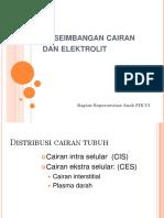 -Keseimbangan Cairan Dan Elektrolit AL