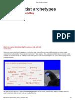 Data Scientist Archetypes