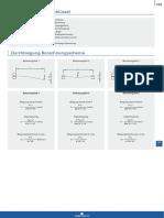 Robotunits Profile Durchbiegung Torsion Berechnungsschema