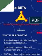 Tripod Beta